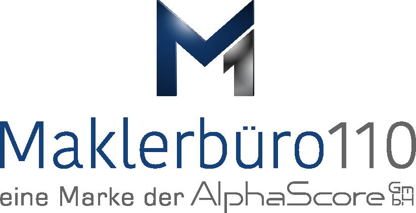 Maklerbüro 110 Logo